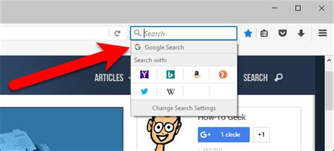 Best Free Address Search Engine How To Change The Firefox S Default Search Engine Back To