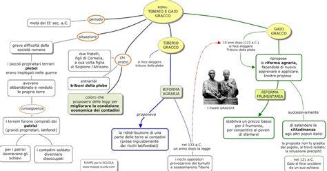 testo cronaca quotidiana mappe per la scuola tiberio e gaio gracco i romani