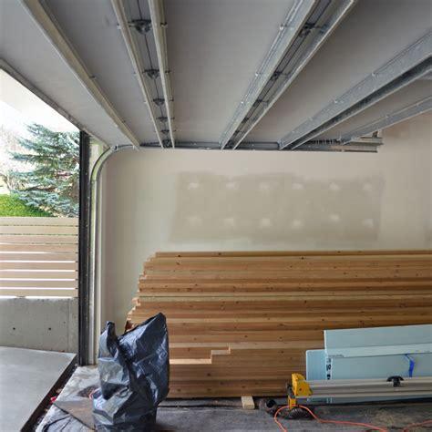 Garage Door Is Track by Study West 171 Home Building In Vancouver