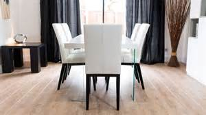 modern white dining chairs furniture dining room leather dining chairs for fort seat