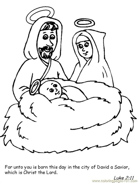coloring pages jesus birth story baby jesus nativity story coloring page