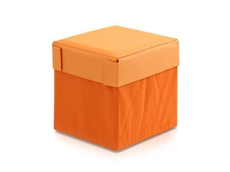 Colored Ottomans With Storage Sq Foldable Storage Ottoman 4 Colors