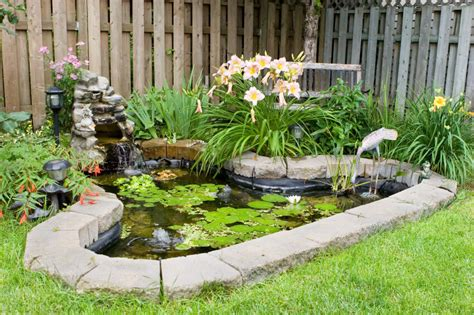 how to make a backyard pond 37 backyard pond ideas designs pictures