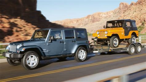 Jeep Jk Towing Capacity Towing Capacity Of 2015 Jeep Wrangler Unlimited Autos Post