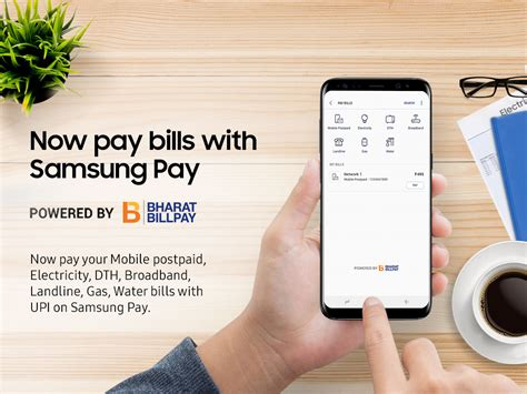 samsung india introduces bill payments on samsung pay now pay all your utility bills securely
