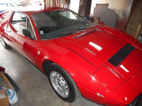 maserati merak coupe for sale maserati coupe 1980 for