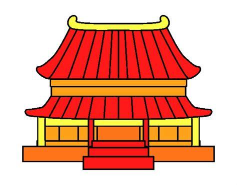 casa china dibujos de casas good iglu top dibujos para colorear de