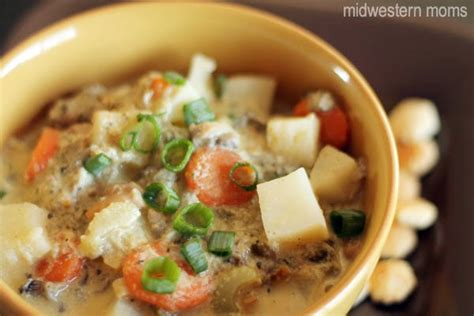 oyster stew food fam crafts oyster stew recipe midwestern