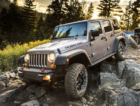 jeep rubicon 2013 jeep wrangler rubicon 10th anniversary edition debuts
