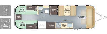 rv 2 bedroom floor plans 2 bedroom cers columbus comp series 377mb luxury 2