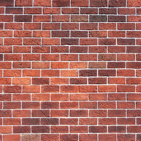Red Brick Wall Wallpaper for Wall Decor