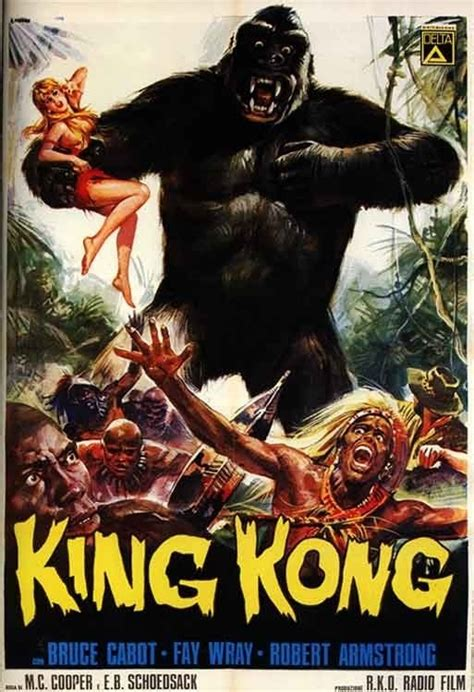 film online king kong picture of the day king kong 1933 italian poster this