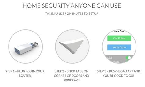 wordlesstech korner affordable home security system
