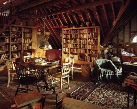 view my private photo library 17 gorgeous attic libraries you have to see to believe