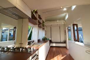 Trailer Homes Interior brisbane tiny house tiny house swoon