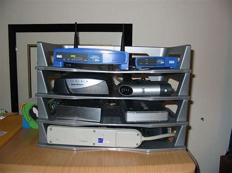 the 8 home network rack improve organizing