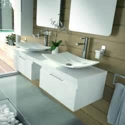 poser meuble salle de bain 201 l 233 gant meubles salle de bain design avec vasque a poser