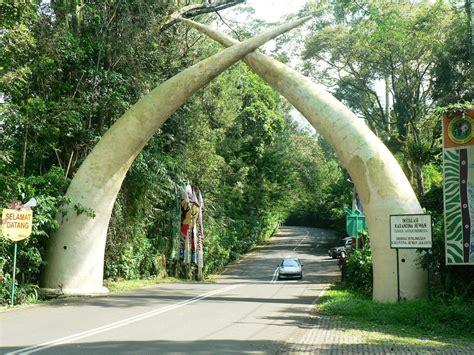 Taman Safari Cisarua sejarah taman safari indonesia cisarua bogor desain