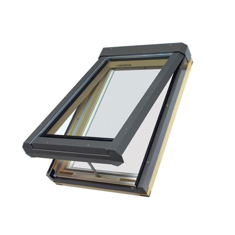 fakro egress roof window fwu r 24 46 tempered glass lowe