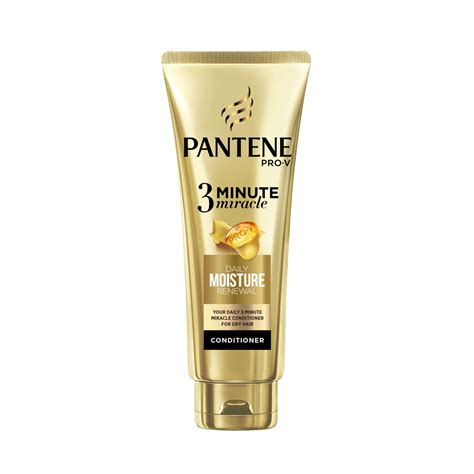 Pantene Kondisioner 3 Minutes Miracle Quantum Total Damage Care 180ml buy pro v 3 minute miracle conditioner daily moisture