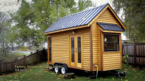 tammy strobel tiny house living the on 12 square metres two bags and a suitcase