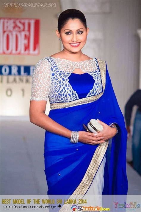 sri lankan actress saree designs 2018 288 best saree blouses images on pinterest