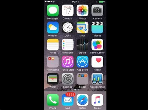set battery percentage reading  iphone  ios  youtube