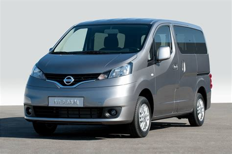 nv 2000 nissan price dongfeng nissan releases nv200 chinaautoweb