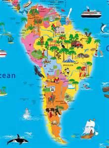 south america map for students kinderweltkarte politisch 100 x 70cm karten f 252 r kinder