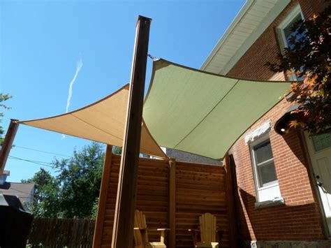 shade sails backyard how to make the most of your patio space growing family