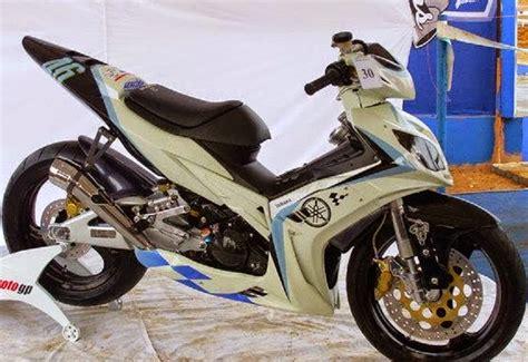 Modif Jupiter Mx Yang Baru by Modifikasi Jupiter Baru Mx 2014 Modif Motor Mobil