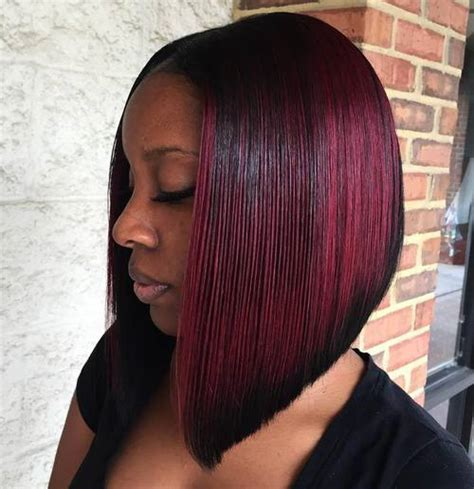 Bob Hairstyles For Black Females by 60 Showiest Bob Haircuts For Black
