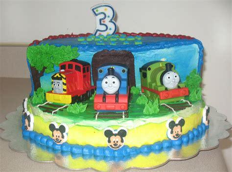 Sprei Carakter Tomas anu cakes n bakes anush s 3rd birthday cake and