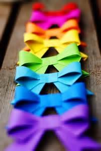 colorful stuff awesome blue bows colorful image 720373 on favim