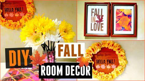 Diy Fall Room Decor by Diy Fall Room Decor Cheap And Easy Decoration 2015