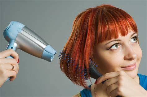 cara catok rambut di rumah cara mudah mewarnai rambut sendiri di rumah