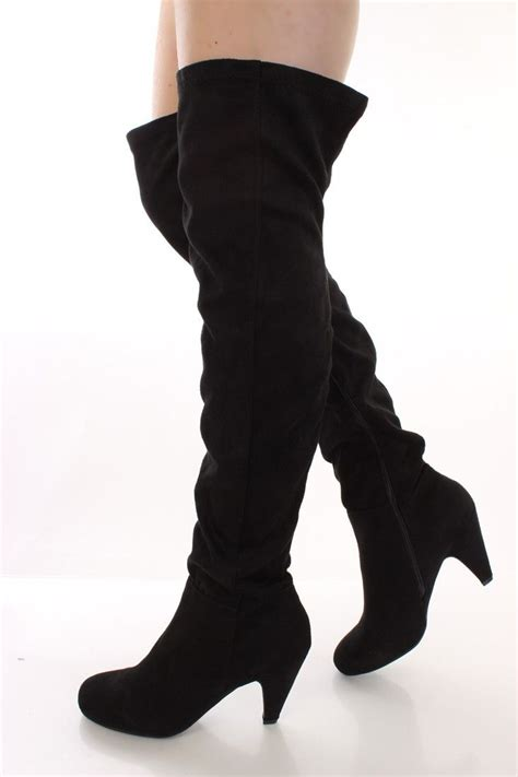 3 inch thigh high boots coltford boots