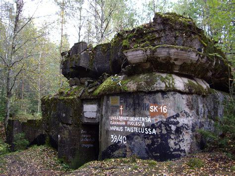 Backyard Fort For Kids File Sk16 Bunker Of Mannerheim Line Jpg Wikimedia Commons