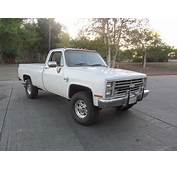 Buy Used 1986 Chevrolet K30 1 Ton 4x4 2nd Owner In San