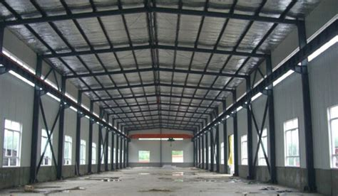 House Structure Steel Structure Frame Prefabricated Warehouse Building