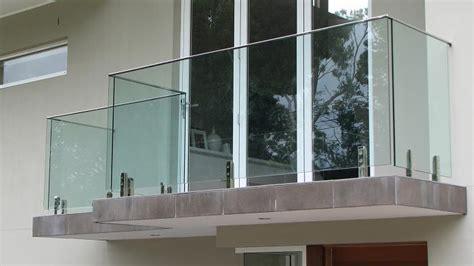 Frameless Glass Balcony Balustrade Northern Beaches   Pool