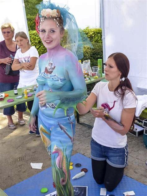 heringsdorf bodypainting festival galerie heringsdorfer bodypainting festival