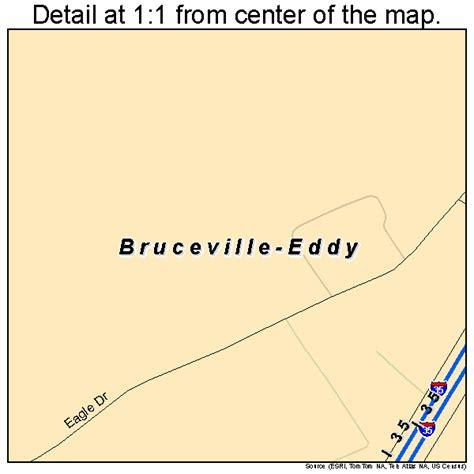 eddy texas map bruceville eddy texas map 4810828