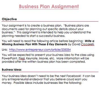 Business Letter Assignment High School 17 best images about classroom procedures on