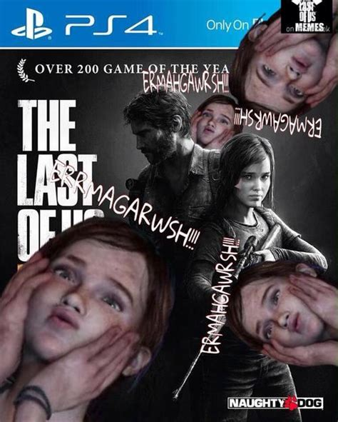 The Last Of Us Memes - joel and ellie meme related keywords joel and ellie meme