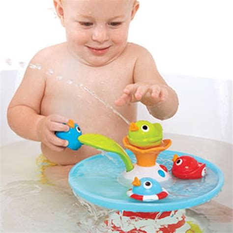 bathtub fountain toy yookidoo developmental toys and bath toys