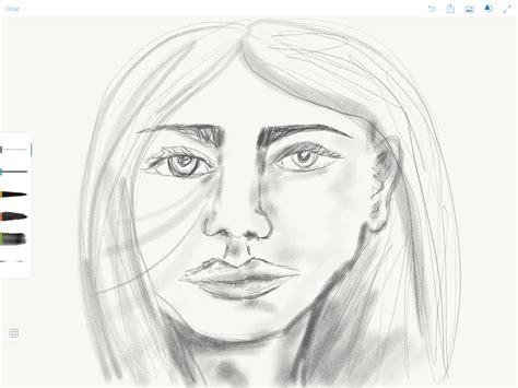 sketchbook terbaik aplikasi menggambar terbaik dengan apple pencil dan