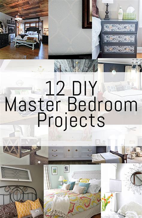 diy master bedroom 12 diy master bedroom projects erin spain