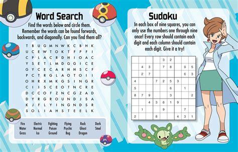 pokemon coloring pages unova region pok 233 mon super activity book do you know unova book by