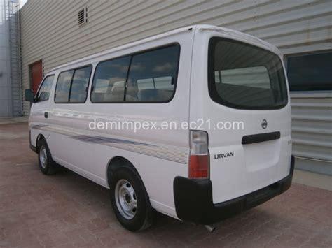 nissan urvan 15 seater nissan urvan micro bus 15 seater mt 2013 from autoredo fze